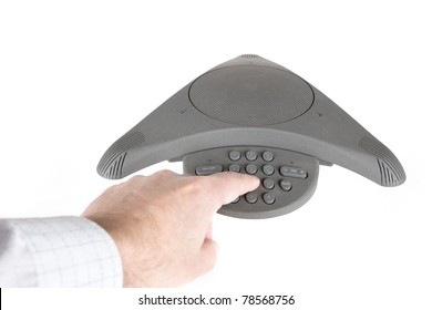 Polycom conference business phone