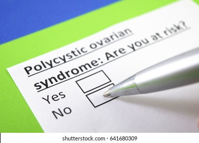 Polycystic ovarian syndrome : are you at risk?