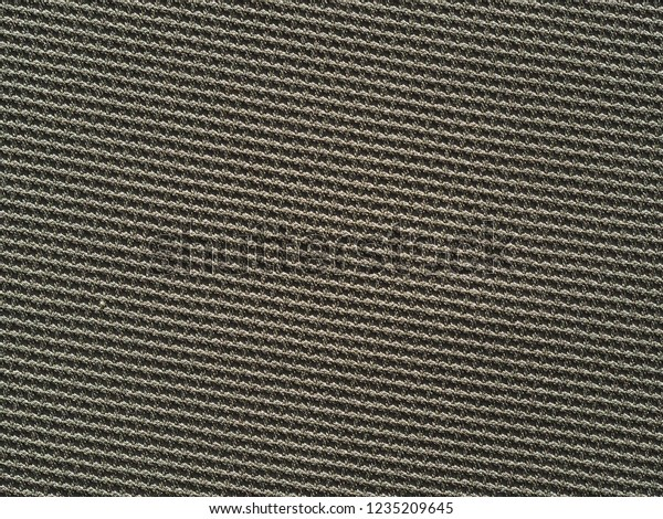 Polyester synthetic textile fibers background