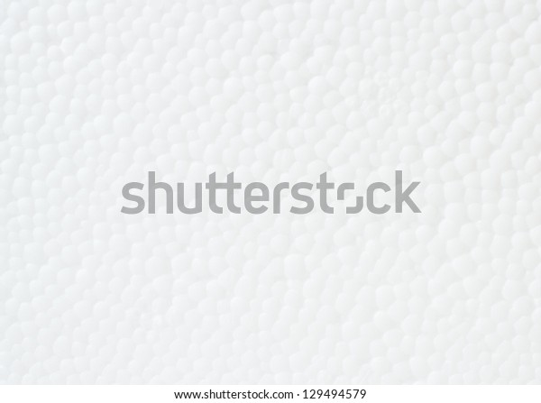 Polyfoam Surface. Tileable Texture Background.
