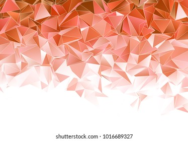 Polygonal background. Abstract triangulated texture. backdrop. Triangular style. Modern Design 3d.