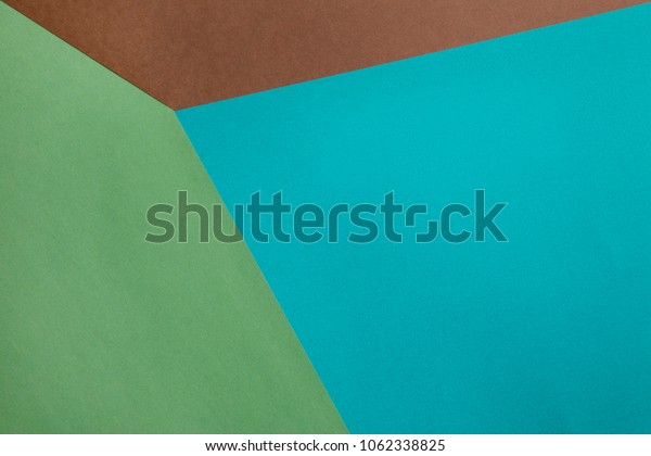 polygonal colorful paper background.