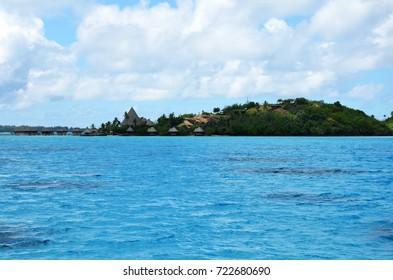 Polynesian landscape