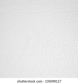 Polystyrene texture.