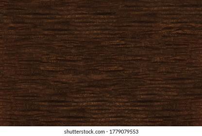 Pommele sapele dark brown wood veneer