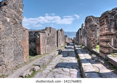Pompeii, ancient Roman city in southern Italy