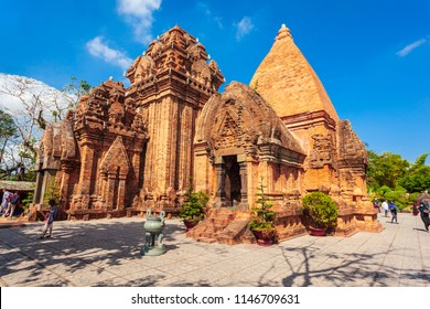 Ponagar or Thap Ba Po Nagar is a Cham temple tower near Nha Trang city in Vietnam