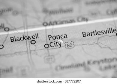 Ponca City. Oklahoma, USA