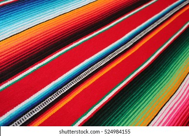 poncho background Mexican Mexico serape traditional cinco de mayo rug poncho fiesta with diagonal stripes copy space minimal simple minimalist stock, photo, photograph, image, picture