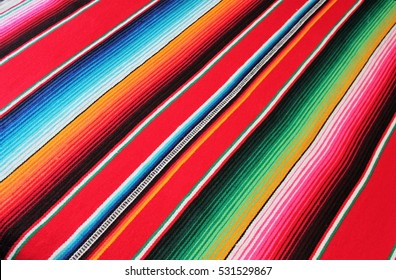 poncho background Mexican Mexico serape traditional  rug poncho fiesta with stripes copy space minimal simple minimalist stock, photo, photograph, image, picture