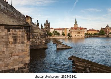 Pont Charles de Prague, Republique Tcheque