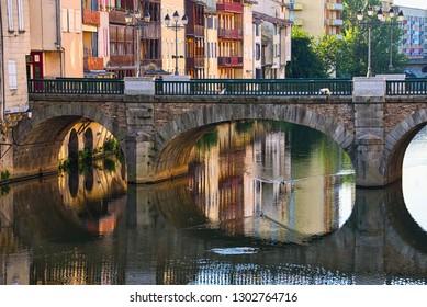 Pont neuf, Castres