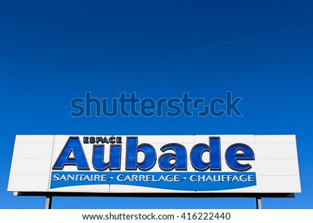 8f0b6b1c3c2 PONTAULT COMBAULT FRANCE MAY 5 2016 Stock Photo (Edit Now) 416222440 ...