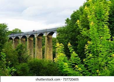 Pontcysyllte Aqueduct and Canal - Wrexham County, United Kingdom of Great Britain and Northern Ireland