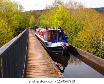 Pontcysyllte Aqueduct North Wales