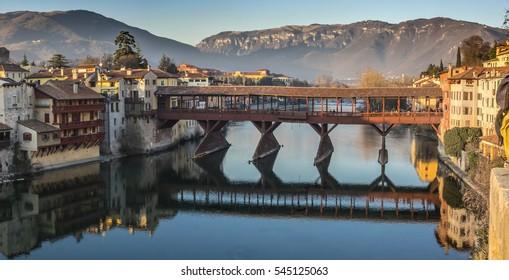 Ponte Vecchio of Bassano del Grappa