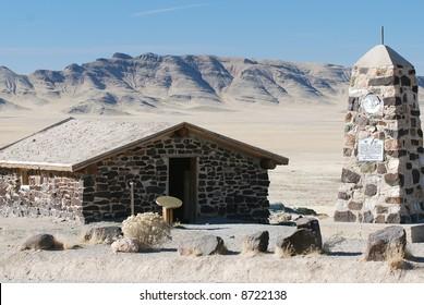 Pony Express Station