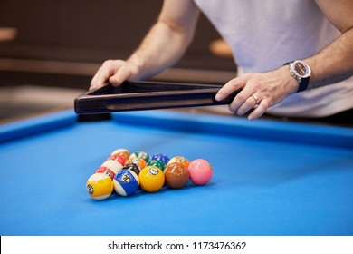 Pool Rack Images Stock Photos Vectors Shutterstock - Lifting a pool table