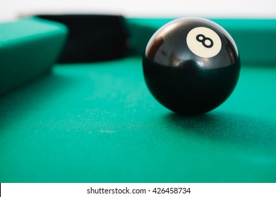 Pool Billiard Eight