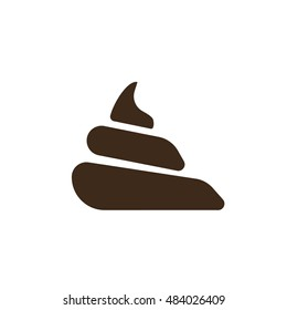 poop icon symbol