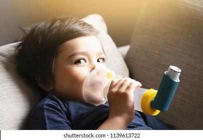 Imágenes, fotos de stock y vectores sobre Bronchial Asthma
