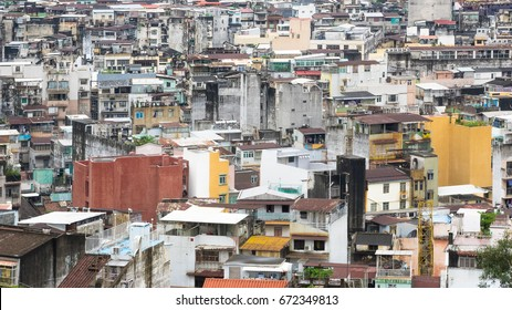 Poor districts of Macau