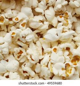 Pop corn maize useful as a background