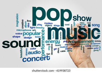Pop Rock Music Images, Stock Photos & Vectors | Shutterstock