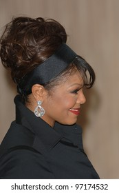 Pop star JANET JACKSON at the Human Rights Campaign's L.A. Gala where she was honored with their Humanitarian Award. June 18, 2005  Beverly Hills, CA  2005 Paul Smith / Featureflash