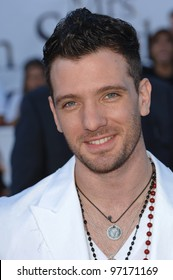 Pop star JC CHASEZ at the world premiere of Mr & Mrs Smith. June 7, 2005 Los Angeles, CA.  2005 Paul Smith / Featureflash