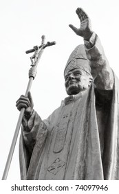 Pope JP2 monument
