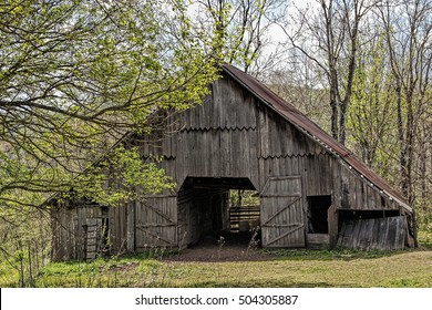 Poplar Grove Road Barn