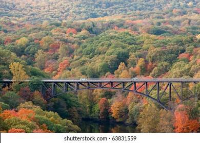 Popolopen Bridge near Fort Montgomery & West Point, NY.