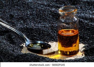 Poppy seeds oil