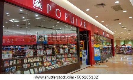 Popular Book Store Malaysia Seremban Aeon Stock Photo Edit Now