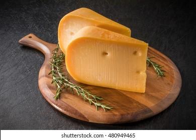 Popular Gouda cheese