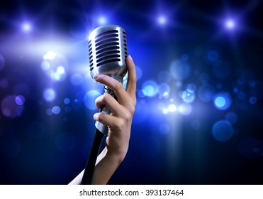 Popular singer