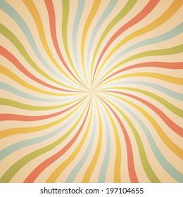 popular twist rotate ray background