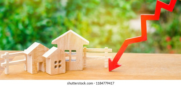 population decline in the city. a decline in property prices. falling interest on the mortgage. reduction in demand for the purchase of housing. low prices for public utilities. real estate