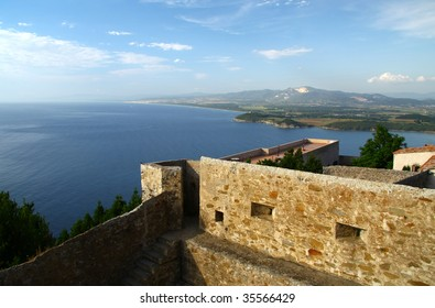 Populonia fortress
