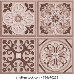 porcelain ceramic floor tiles, geometric pattern for surface and floor , marble wall tile , texture pattern for t-shirt design , kitchen and bathroom pattern