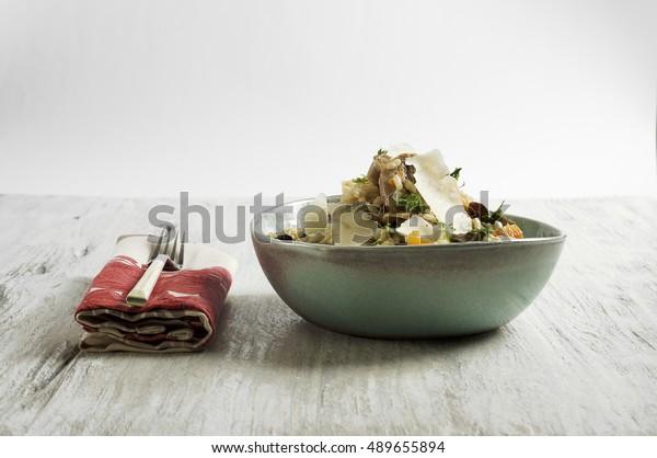 Porcini risotto