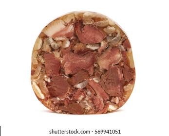Pork in aspic