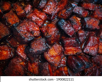 Pork Belly Burnt Ends Meat Candy