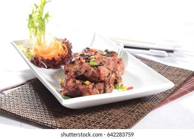 pork cuisine