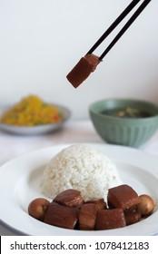 Pork food iamge