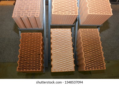 Porous ceramic blocks, brick blocks, or ceramic blocks for sale with different structure and insulation for better house wall energy saving