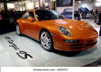 Porsche 911 - 997 Targa 4S at Motorshow Bologna 2006