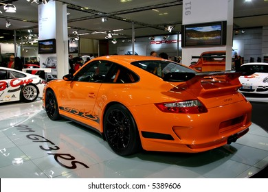 Porsche 911 GT3 RS at Motorshow Bologna 2006