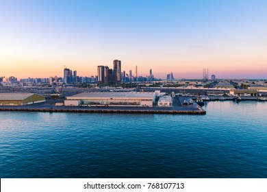 Port of Abu Dhabi